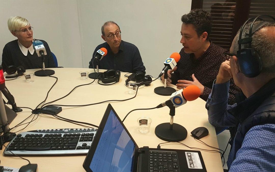 """🔊 📽 """"La cua de palla"""" amb l'escriptora Marta Magrinyà, l'artista visual Aureli Ruiz i el músic Fito Luri"""