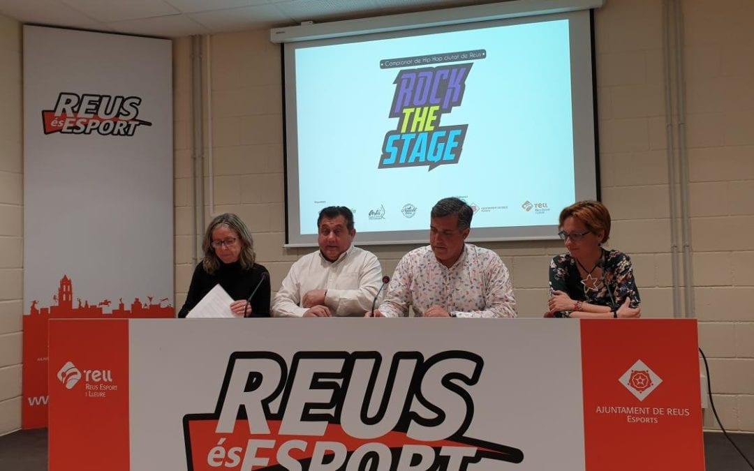 🔊 Reus viurà la 1a edició del Campionat de Hip Hop 'Rock the stage'