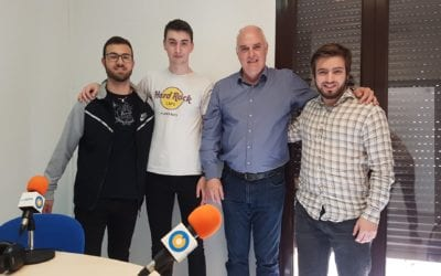 🔊 Reus Ciutat del Bàsquet Català 2019. 05: Entrevista a Armand Llauradó, president del CB La Salle de Reus