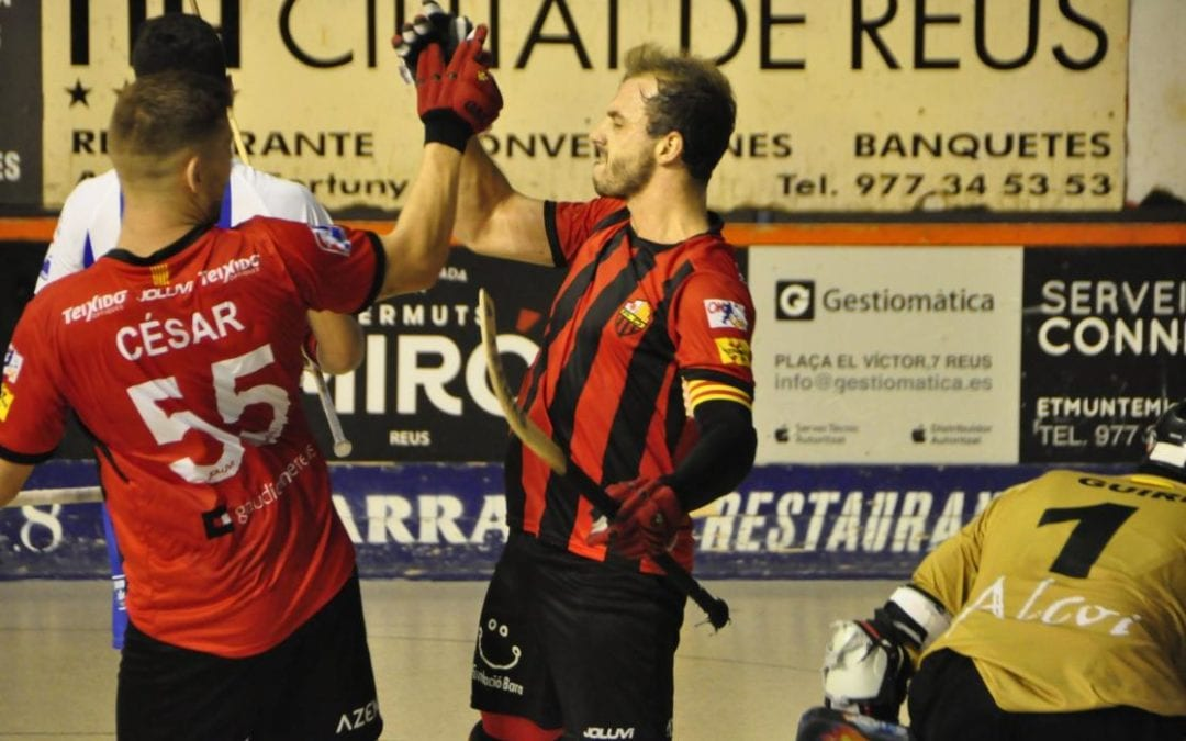 🔊 El Reus Deportiu Miró intentarà curar-se les ferides a Alcoi