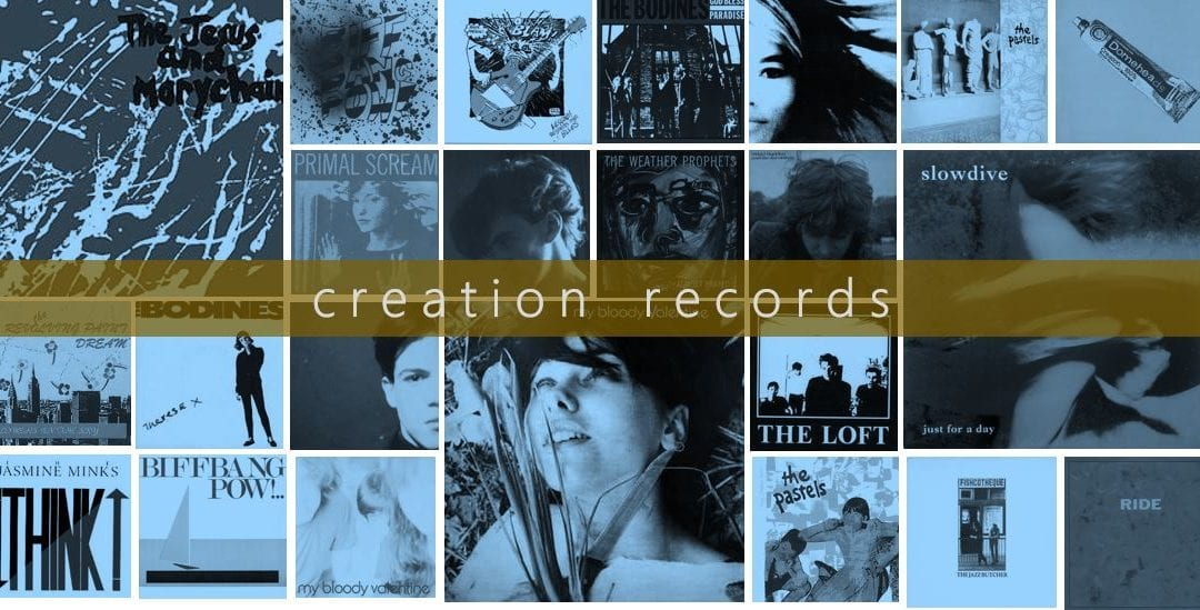 "🔊 ""Toc de Queda"": 'Creation Records. 01'"