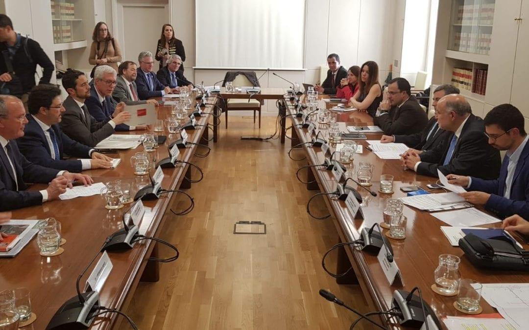 🔊 Foment impulsarà una comissió tècnica per analitzar les reivindicacions ferroviàries del Camp de Tarragona