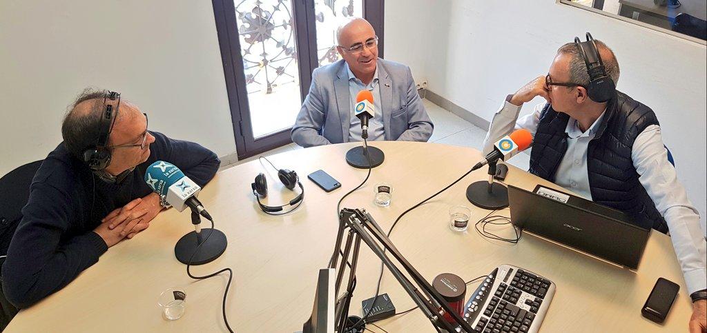"""🔊 📽 """"La cua de palla"""" amb Òscar Peris, delegat del Govern al Camp de Tarragona"""