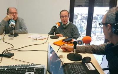 """🔊 📽 """"La cua de palla"""" amb Antoni García de Càritas Reus i Josep Moreno de la cooperativa Llars Familiars"""