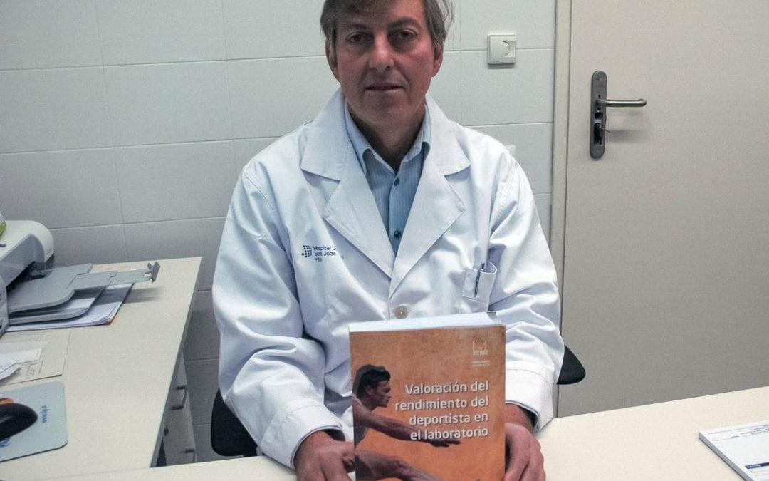 """🔊 """"Fot-li Esports! 28"""": Luís Franco, Unitat de Medicina de l'Esport de l'Hospital Sant Joan Reus: """"Durant aquests 30 anys sempre hem mirat d'avançar i fer-ho el millor possible"""""""