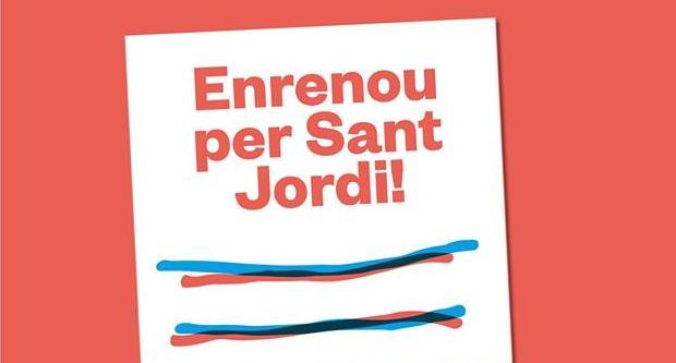 """🔊 """"Vols venir a la meva barca? 107"""": Núria Loras – 'Enrenou per Sant Jordi!'"""