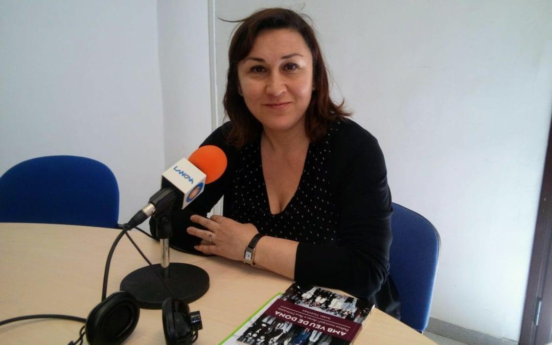 """🔊 Isabel Martínez: """"Hi ha menys dones que homes en política perquè la política és un reflex de la societat"""""""
