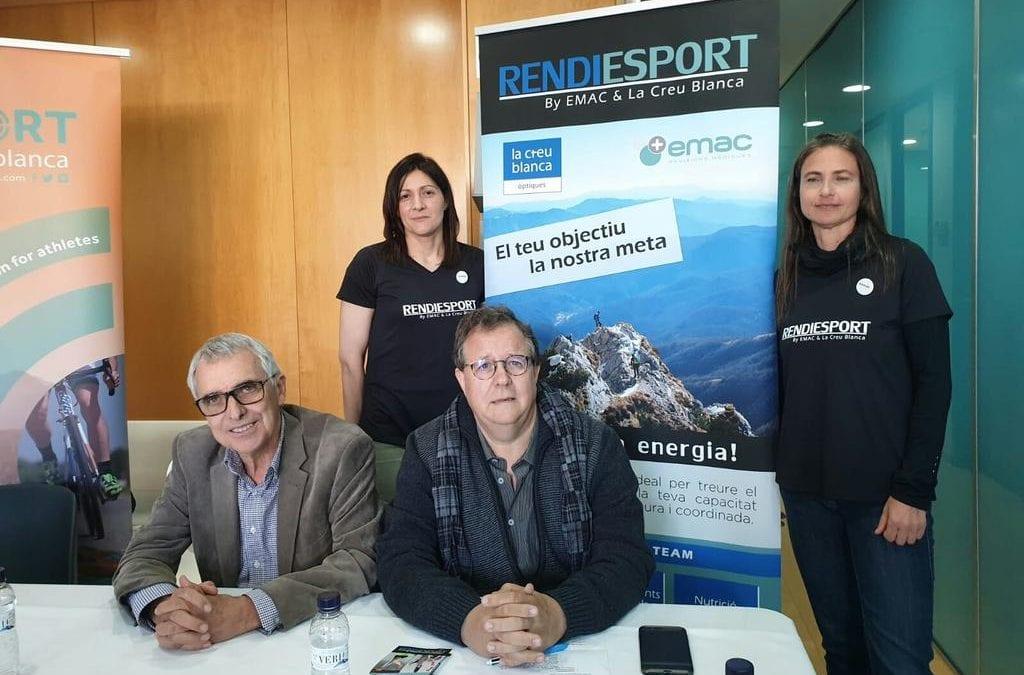 🔊 Neix Rendiesport a Reus, el primer servei d'entrenament integral per a l'esportista del Camp de Tarragona