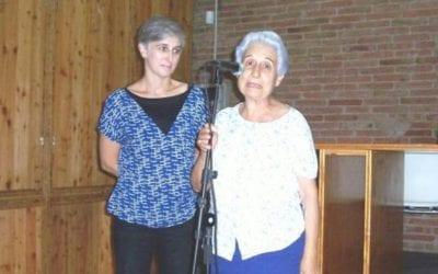 """🔊 Teresa Fortuny: """"Quan s'aconsegueix un dret, la lluita ha de continuar perquè no te'l prenguin"""""""