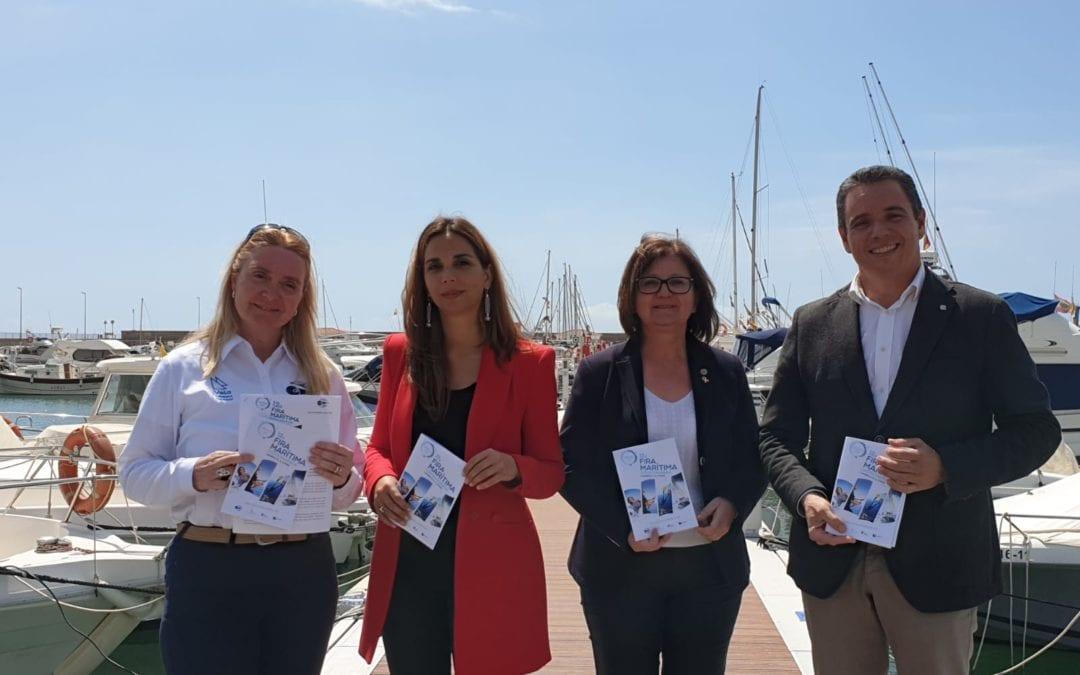 🔊 La 12a Fira Marítima de la Costa Daurada de Cambrils espera rebre més de 15.000 visitants