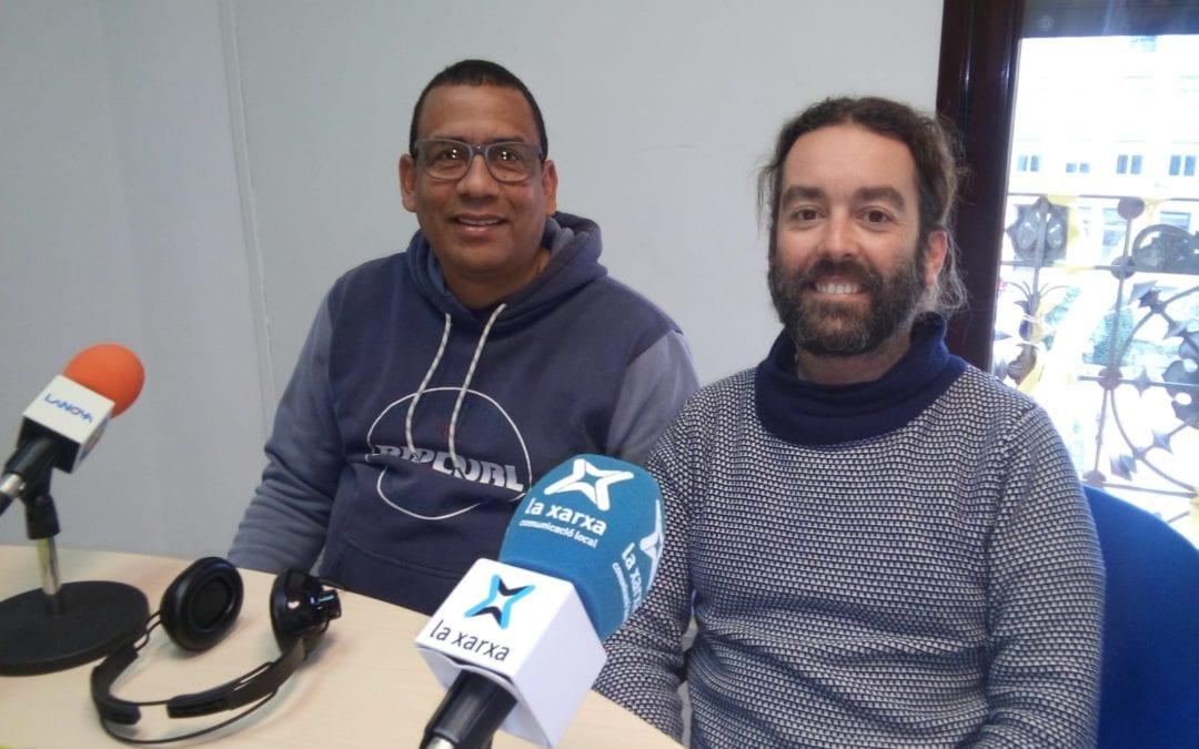 """🔊 Edgar Carrillo: """"Ho vam deixar tot a Veneçuela però ara a Reus ens hi sentim com a casa"""""""