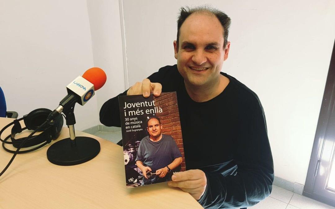 """🔊 Jordi Sugranyes: """"Després de prop de 3000 concerts prefereixo assistir a actuacions de grups novells"""""""