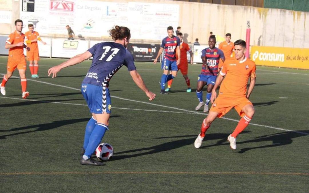 🔊 El Reus B Cambrils marxa amb les mans buides de Llagostera (1-0)