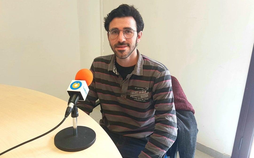 """🔊 Xavier Mèlich: """"El partit de dissabte homenatjarà els impulsors del bàsquet a Reus"""""""