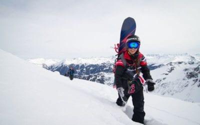 """🔊 """"Fot-li Esports! 27"""": Núria Castan, snowboarder: """"Espero que el freeride arribi a estar federat i es valori més"""""""
