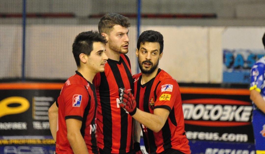 🔊  El Reus Deportiu Miró supera el Caldes i segueix lluitant per la segona plaça (5-2)