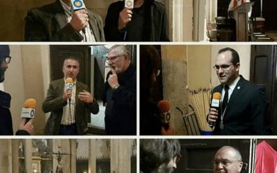 LANOVA Ràdio de Reus transmetrà la Solemne Funció de l'Agonia de Divendres Sant també per l'FM