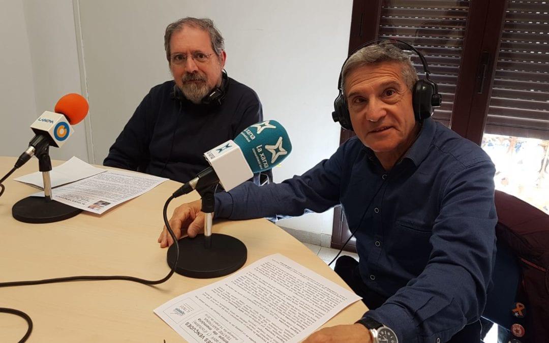 """🔊 Andreu Ortiz: """"Perdre el fil del passat ens deixa desemparats davant del futur"""""""