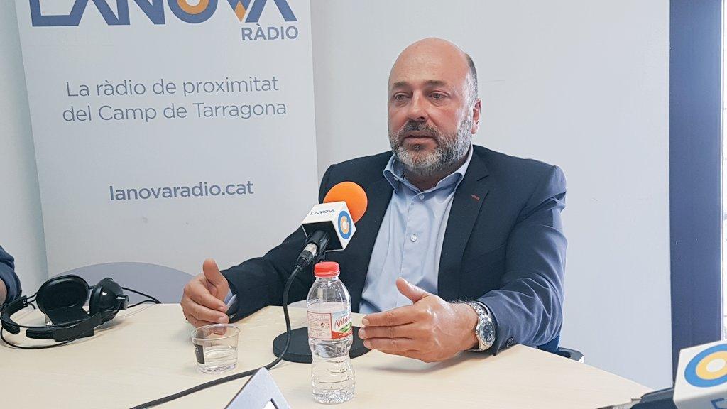 Sebastià Domènech es postula per 'garantir l'estabilitat' de la ciutat
