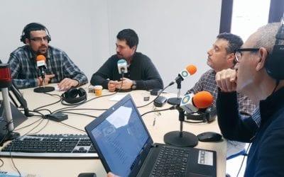 """🔊 📽 """"La cua de palla"""" amb els periodistes Marc Busquets, Jordi Olària i Josep Cruset"""