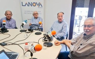 """🔊 📽 """"La cua de palla"""" amb els exalcaldes de Reus, Francesc Llevat, Miquel Colàs, Josep Abelló i Lluís Miquel Pérez"""