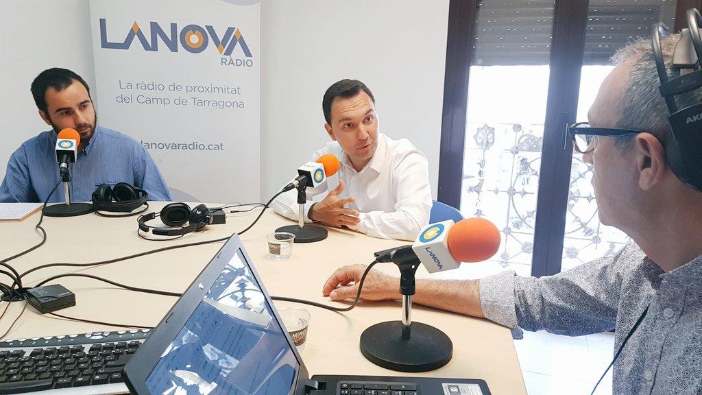 """🔊 📽 """"La cua de palla"""" amb Daniel Rubio (Ara Reus)"""