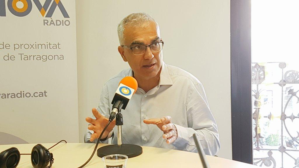 """Martín creu que Reus ha de ser una ciutat """"més homogènia i activa en serveis i equipaments municipals"""""""