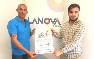 """🔊 """"Fot-li Esports! 32"""": Jordi Salvadó, Torneig Joan Petit """"Estem molt contents perquè la ciutadania s'ha bolcat de ple per col·laborar"""""""