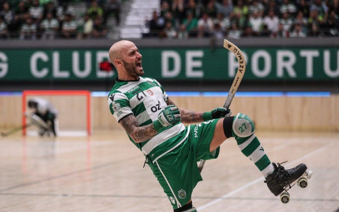 🔊 El reusenc Raúl Marín, campió de la Copa d'Europa amb l'Sporting Club de Portugal