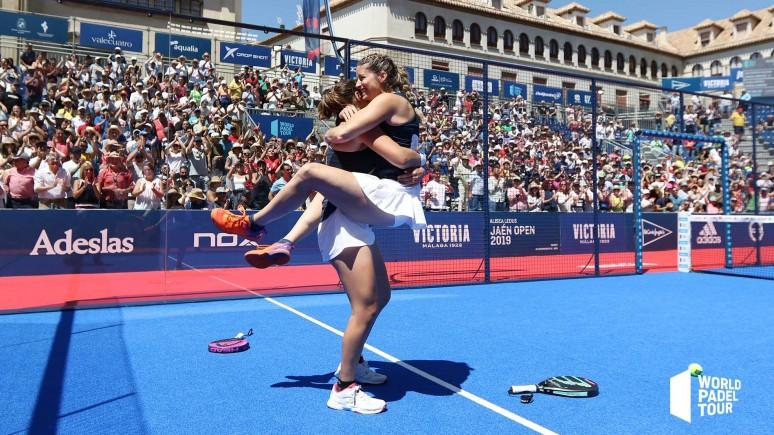 🔊 La reusenca Ariana Sánchez alça el World Padel Tour de Jaén