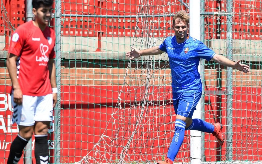 🔊 Enri dona els tres punts al Reus B davant la Pobla