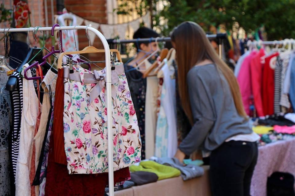 """? Núria Gómez: """"A casa nostra hi ha un estigma amb la roba de segona mà"""""""