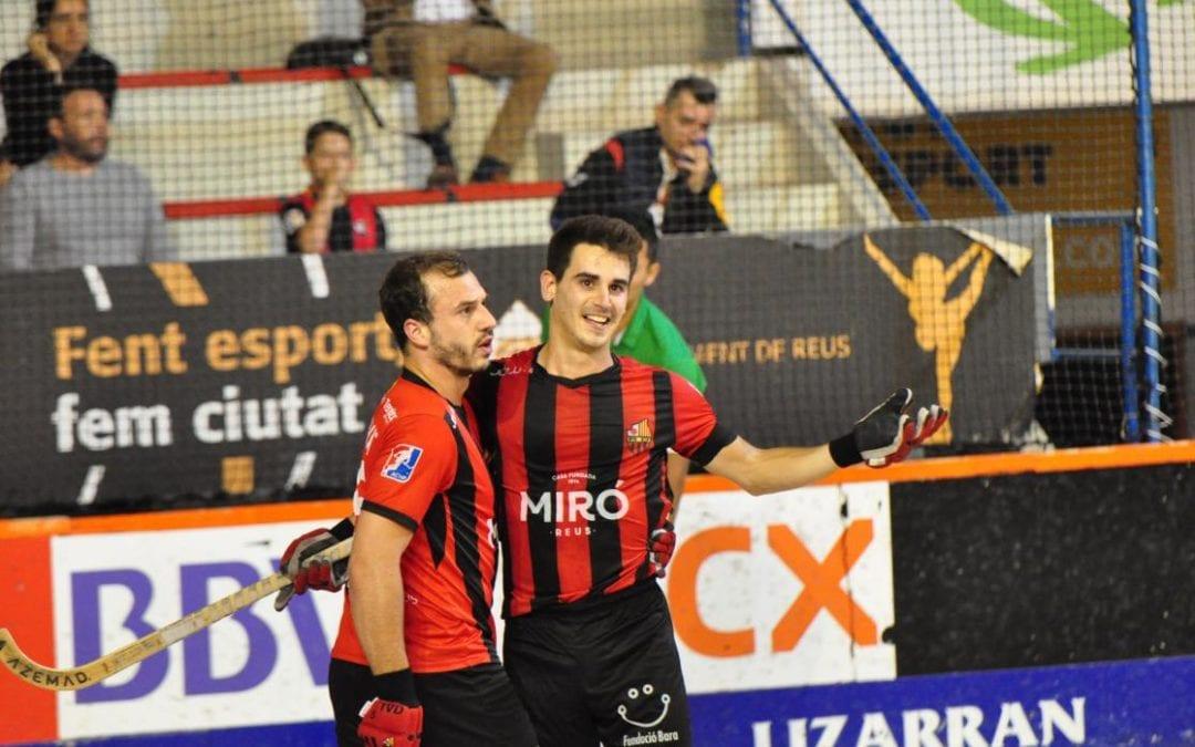 🔊 El Reus Deportiu Miró goleja el Deportivo Liceo i li pren la segona posició de l'OK Lliga