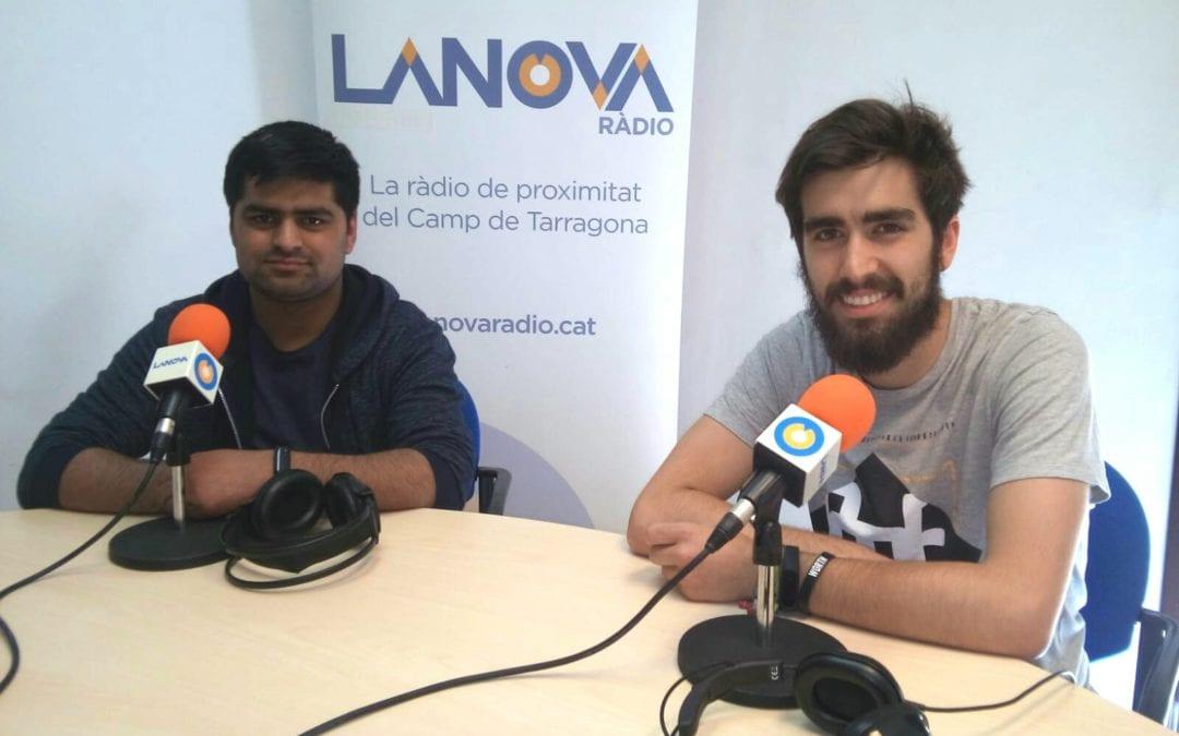 """🔊 Julià Navarrete: """"Els que treballem en tecnologia construïm el que volem que existeixi"""""""
