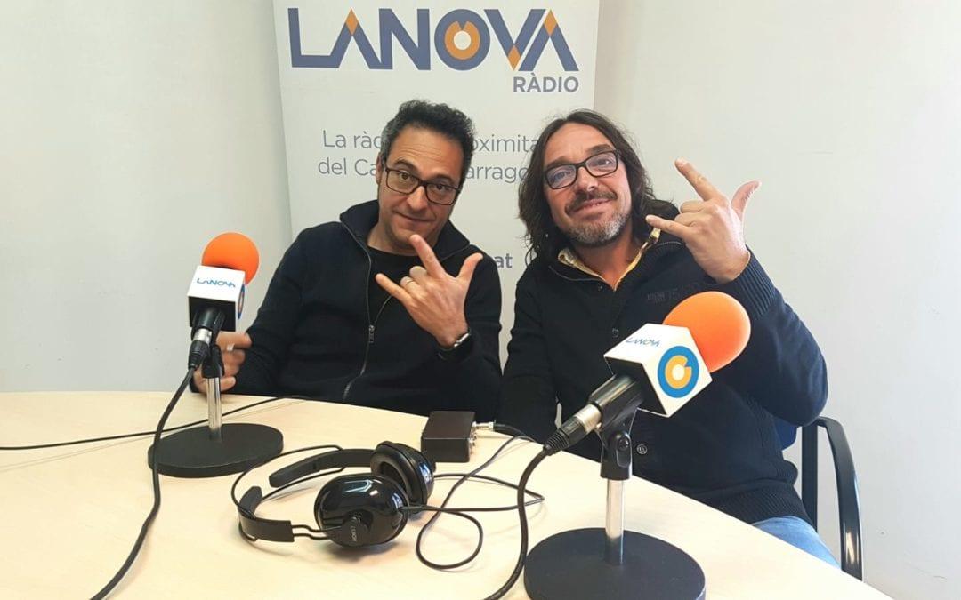 """🔊 Jaume Pinyol: """"Ara mateix els Lax'n'Busto no ens plantegem res de cara al futur"""""""