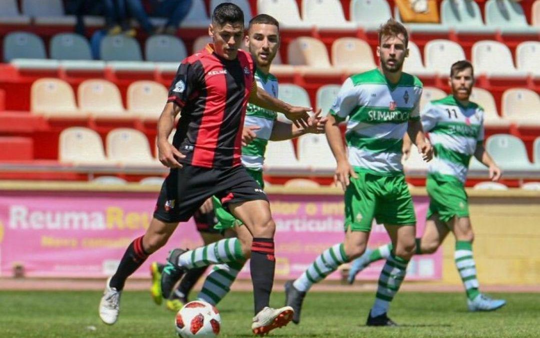 🔊 El Reus B Cambrils s'acomiada de l'Estadi amb derrota davant el Sants (0-2)