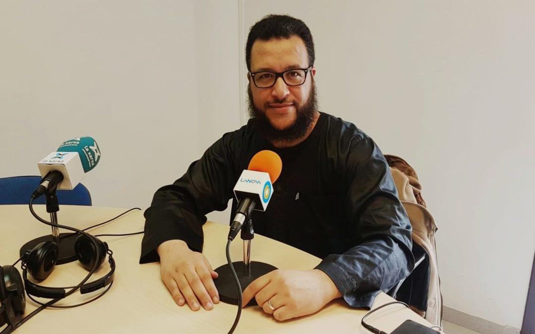 """🔊 Mohamed Said Badaoui: """"Hem fundat una nova associació per millorar la convivència i defensar els drets de la comunitat musulmana"""""""