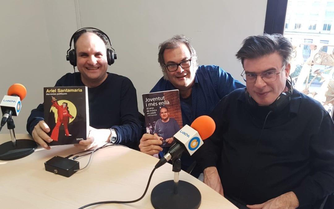 """🔊 """"La Cara B del Rock 5×27"""" – 'Entrevista a Jordi Sugranyes'"""