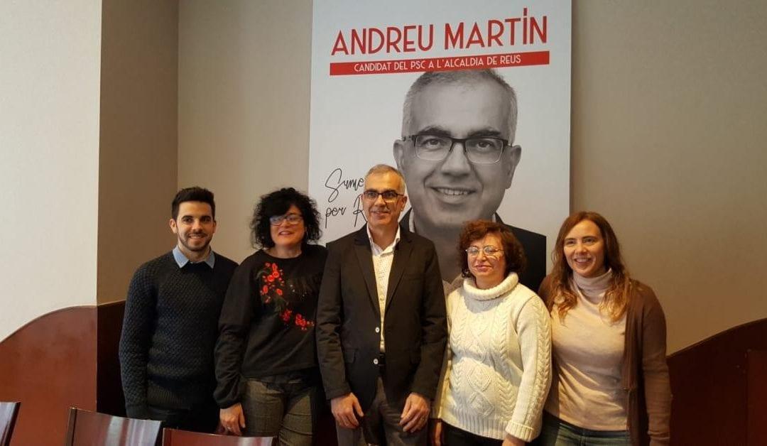 La Junta Electoral de Zona resol la denúncia presentada pel PSC a favor d'Ara Reus i Entre Veïns