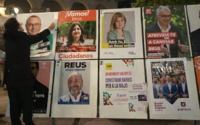 LANOVA Ràdio de Reus, Reusdigital.cat i el Diari Més organitzen l'únic debat electoral públic a set amb tots els caps de llista de Reus