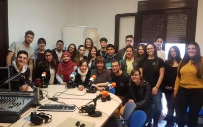 🔊 Programa especial Institut Baix Camp. 1r ADFI Grup Matí