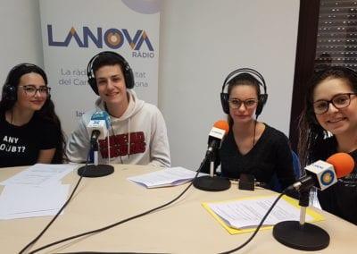 Elsa Gracia, Antonio Mármol, Naiara Abás i Abril Granados