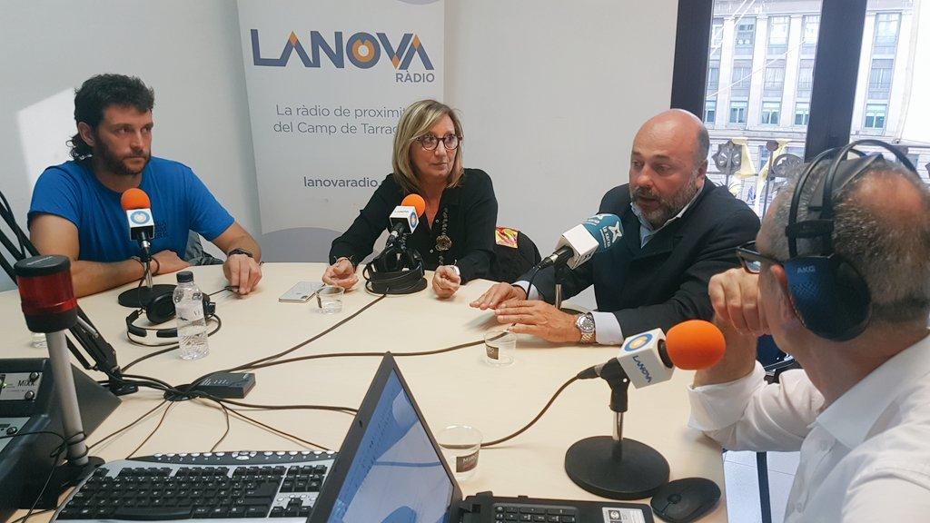 """🔊 📽 """"La cua de palla"""" amb els regidors sortints de Reus, Oriol Ciurana (CUP), Pepa Labrador (Cs) i Sebastià Domènech (PP)"""