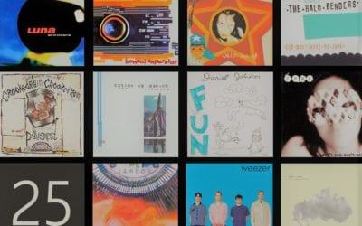 """🔊 """"Toc de Queda"""": 'Àlbums que fan 25 anys. 01'"""