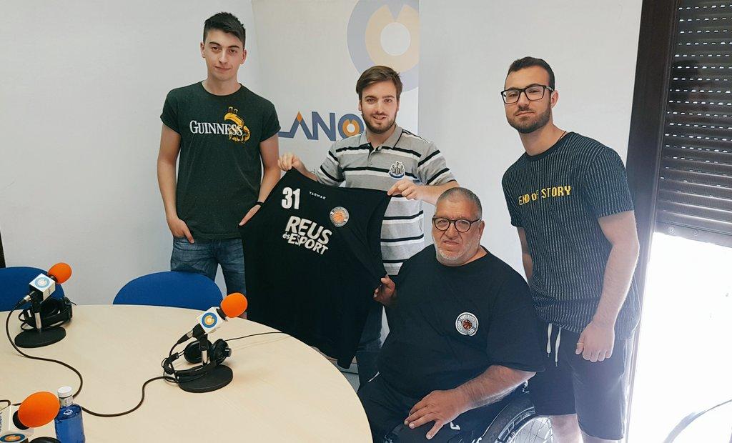 """🔊 """"Fot-li Esports! 33"""": Manel Seva, CE Costa Daurada: """"Fem una tasca social més enllà de l'esportiva"""""""