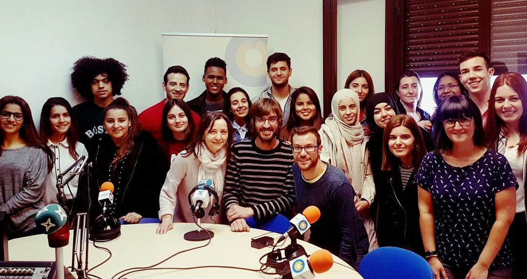 🔊 Programa especial Institut Baix Camp. 1r ADFI Grup Tarda