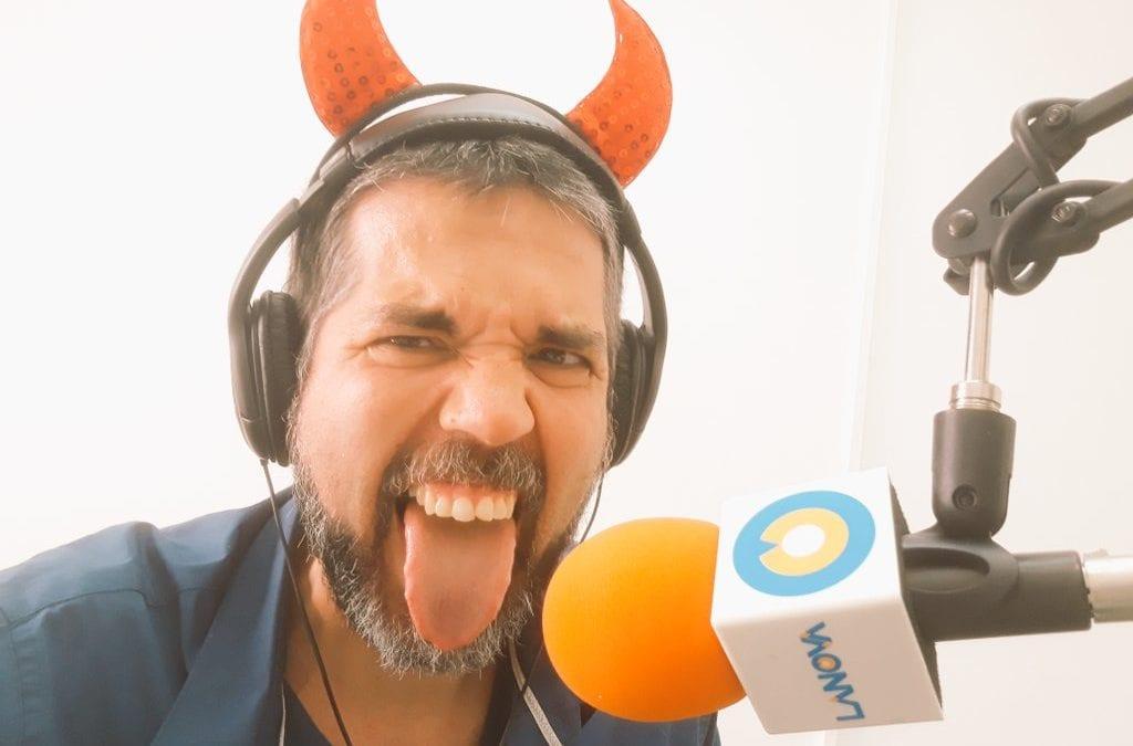 """🔊 """"33 revolucions 6×33"""": 'Música del diable'"""