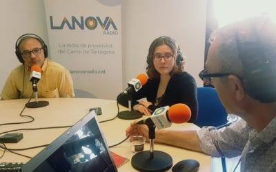 """🔊 📽 """"La cua de palla"""" amb els periodistes Francesc Domènech i Anna Fortuny"""