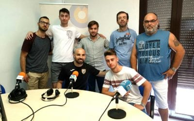 """🔊 """"Fot-li Esports! 34"""": Fran Lacosta, entrenador del CF Sala Reus: """"L'objectiu d'enguany era assolir l'ascens i l'hem aconseguit"""""""