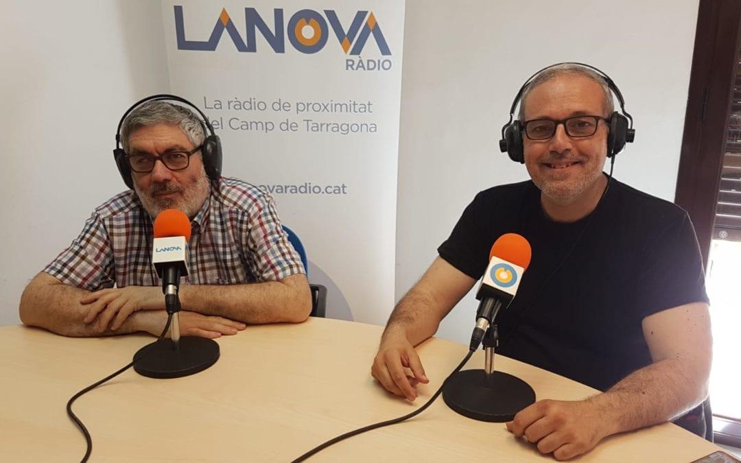 """🔊  Rafa Arencón: """"La nova Moixiganga de Reus és una oportunitat de treballar per a la cohesió social"""""""